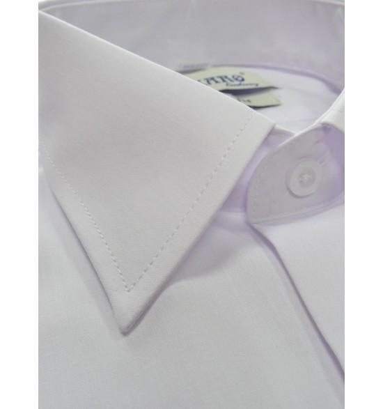 Koszula męska slim kolor biały