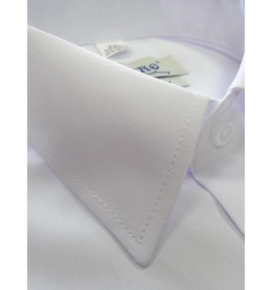 Koszula męska wizytowa kolor biały
